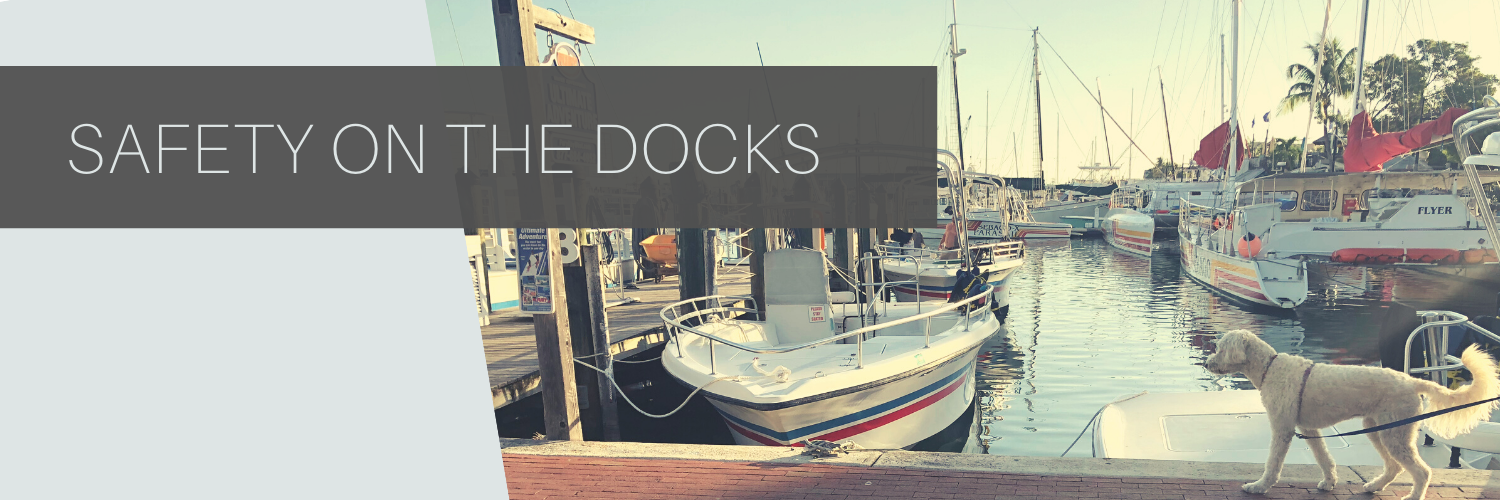 Safety on the docks blog
