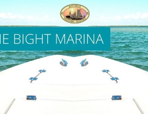 Summertime 2021 at the Key West Bight Marina