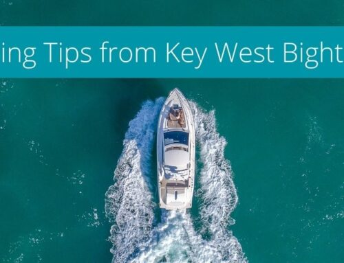 Key West Bight Marina's Five Tips for an Eco-Friendly Boating Experience